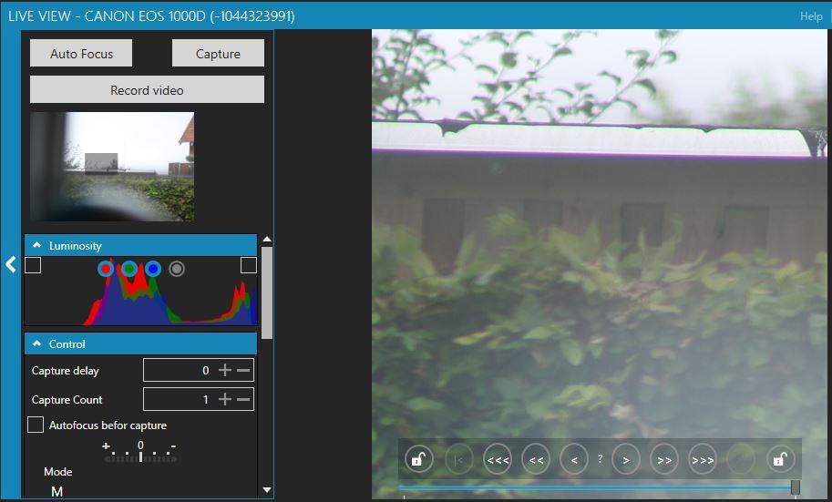 Alternativ til EOS Utility – live view focus – Astro-Forum
